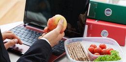 Tylko nie batoniki! Zdrowe odżywianie w pracy
