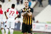 Ognjen Vranjes proslavlja gol
