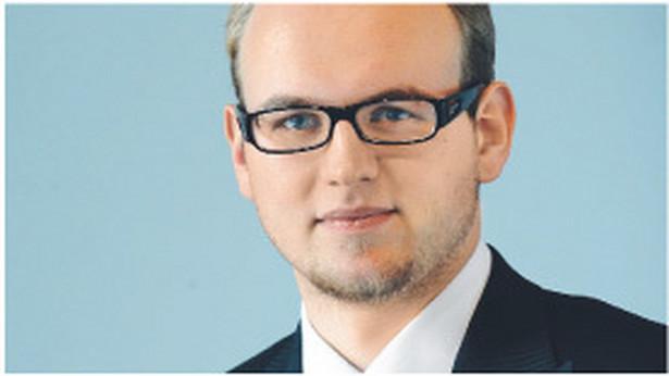 Jarosław Cholewa, prawnik w Kaczor Klimczyk Pucher Wypiór Adwokaci Spółka Partnerska