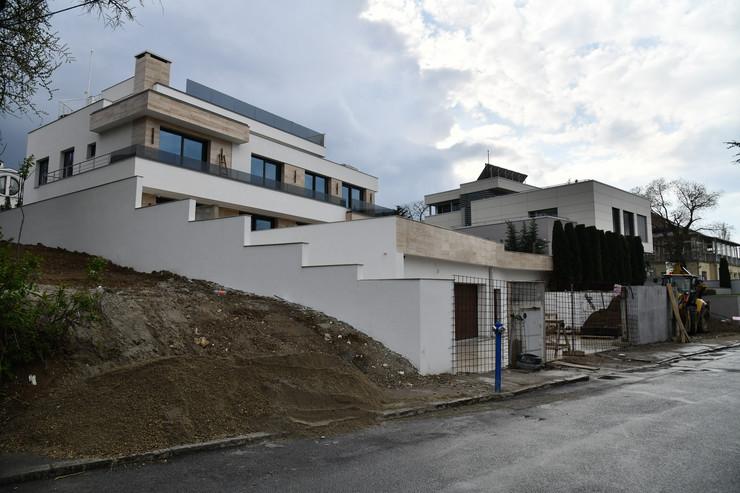 Haris Džinović kuća