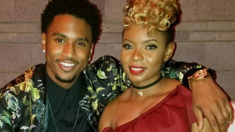 Yemi Alade and Trey Songz