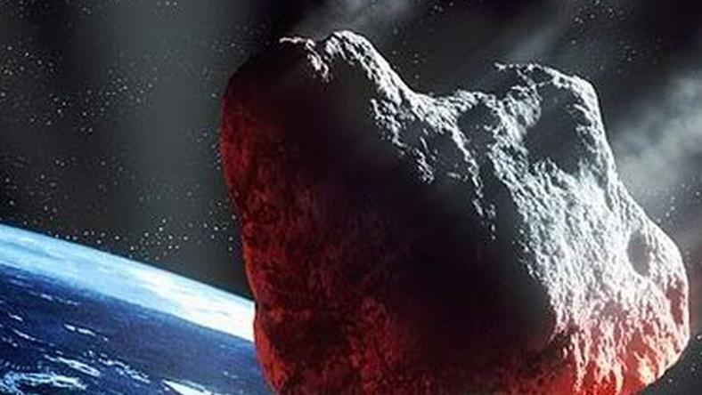 Ogromna asteroida zagrozi Ziemi już za ćwierć wieku?