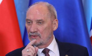 Ministrowie obrony Polski i Francji rozmawiali o okrętach podwodnych