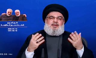 Lider Hezbollahu: Nadszedł czas, by sojusznicy Iranu zaczęli pracować nad zemstą