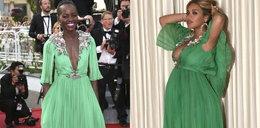 Ta suknia kosztuje majątek. Która z nich wyglądała lepiej?