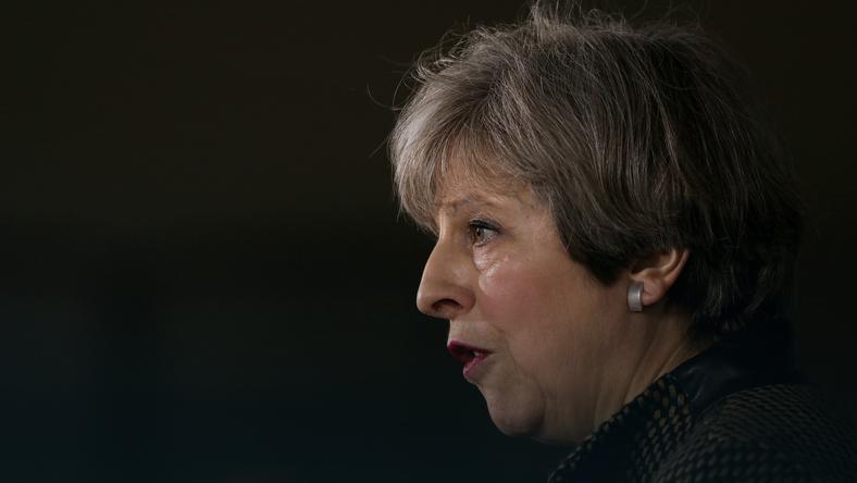 Premier Wlk. Brytanii Theresa May