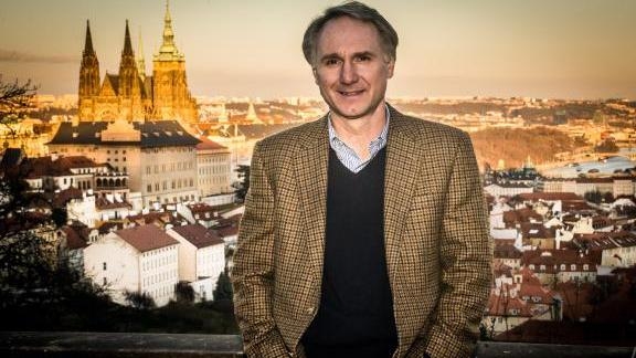 Dan Brown praga