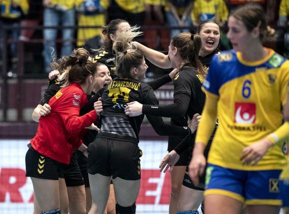 Rukometašice Crne Gore su u pripremnom meču, pre 10 dana, pobedile Švedsku - koja je na EP pobedila Srbiju