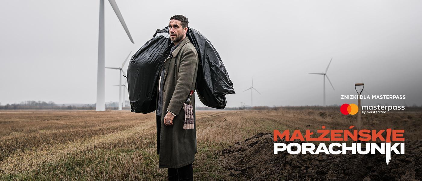 Premiera: Marcin Dorociński jako płatny zabójca w skandynawskiej czarnej komedii!