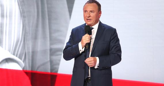 Jacek Kurski człowiekiem 2019 roku według żony Zbigniewa Ziobry