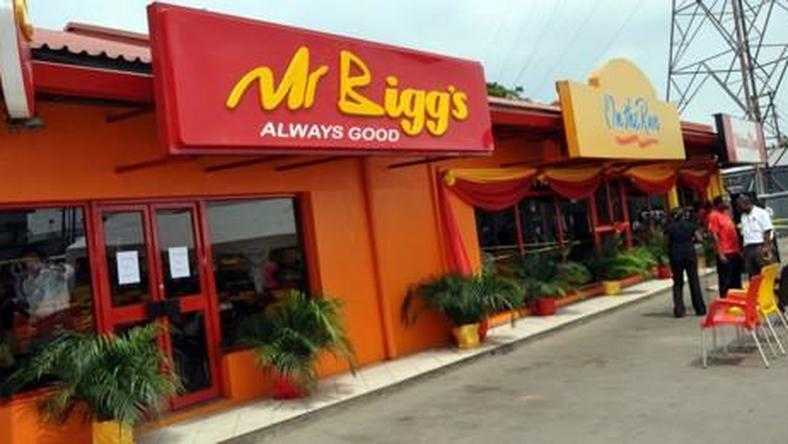 Mr Biggs fast food chain [Connect Nigeria]