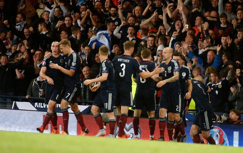 Radość Szkotów
