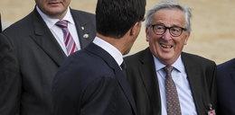Pamiętacie zataczającego się Junckera? Przeczytajcie jego tłumaczenie