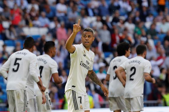 Fudbaleri Real Madrida