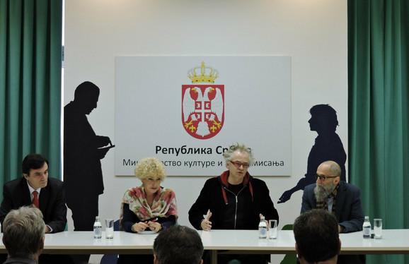 Ivan Tasovac sa predstavnicima sindikata
