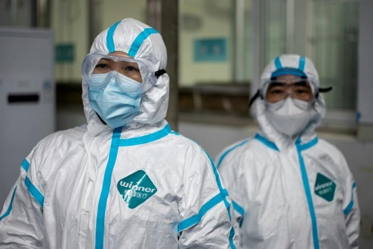 Lagos State has highest number of coronavirus cases in Nigeria. (AFP)
