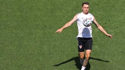 Ramsey gotowy do gry