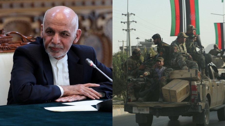 """Kulisy upadku Afganistanu. """"Prezydent Ghani wydał tajny rozkaz, by wojsko nie walczyło z talibami"""""""