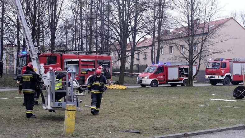Prokuratura bada sprawę śmierci dwóch osób, które zginęły we wtorek prawdopodobnie w wyniku wybuchu gazu w jednym z mieszkań kamienicy w Bytomiu (Śląskie).