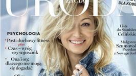 Martyna Wojciechowska na okładce magazynu, pozowała bez stanika!