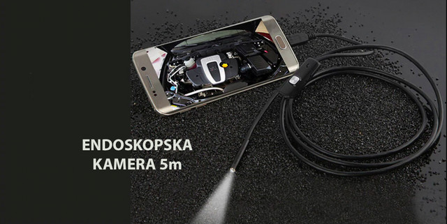 Endoskopska kamera