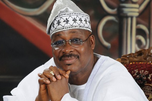 Oyo state governor Abiola Ajimobi recently lost senatorial seat to Dr Kola Balogun of Peoples Democratic Party . (Thepointng)