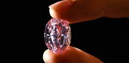 Sprzedano wyjątkowy diament. Cena zwala z nóg!