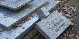 Skandal w Szczecinie. Zniszczyli grób bohatera zamęczonego przez Gestapo