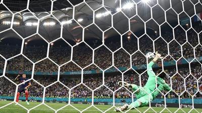 Six key moments of Euro 2020