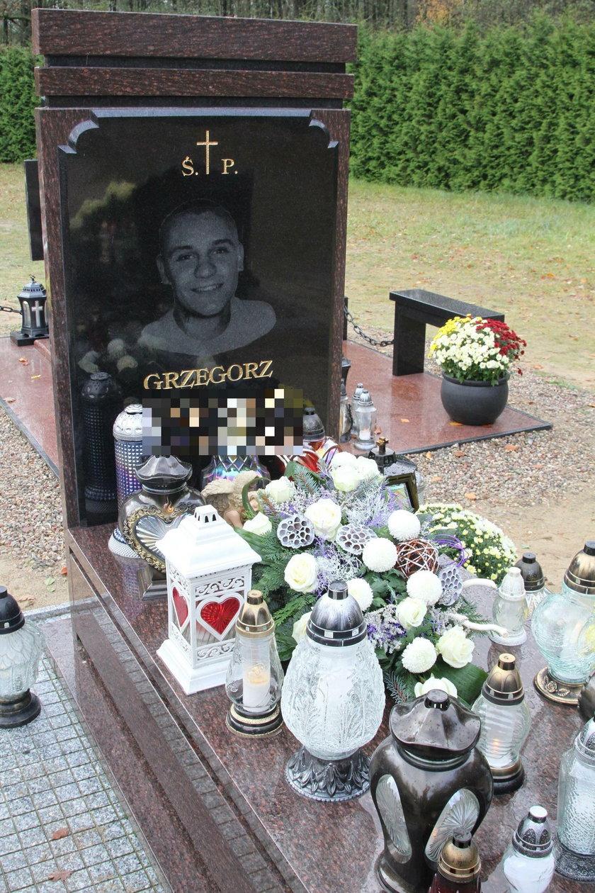 Grzegorz G. zginął w marcu 2014 roku