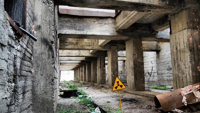 Prypeć po katastrofie w Czarnobylu