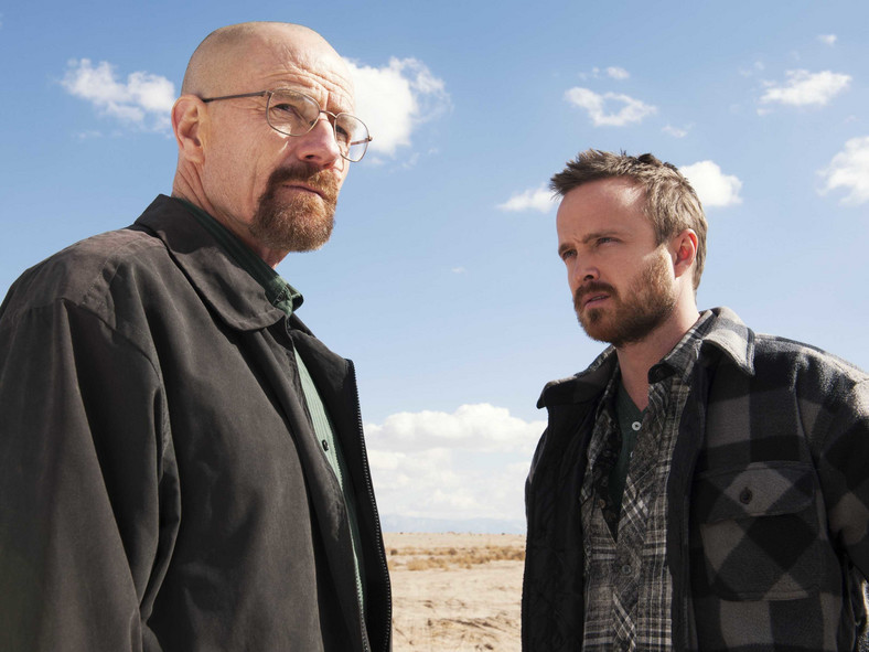 """Breaking Bad"" - kadr z serialu"