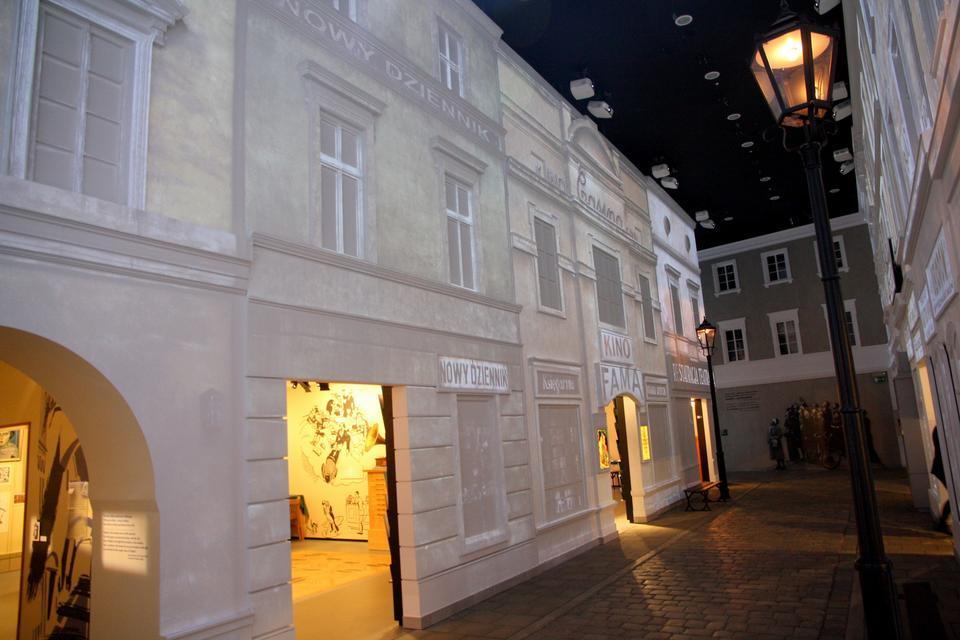 Wystawa w Muzeum Historii Żydów Polskich