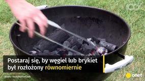 Jak szybko i bezpiecznie rozpalić grilla