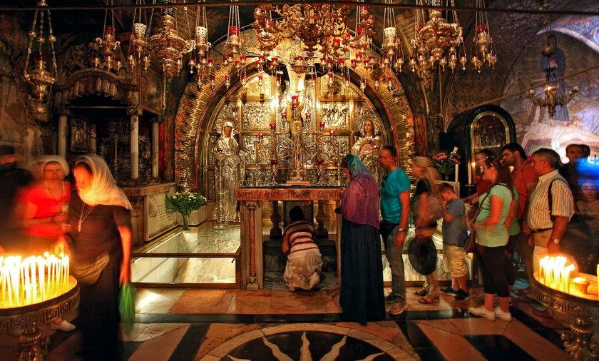 Naukowcy otworzyli grobowiec Chrystusa. Jego zawartość ich zaskoczyła
