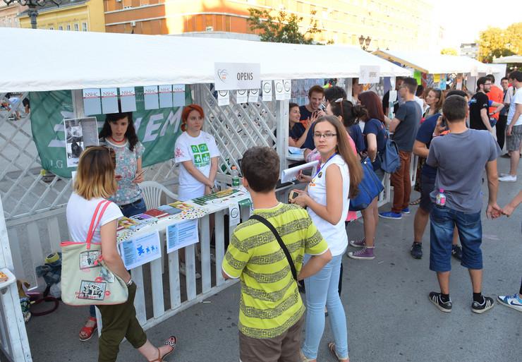 Novi Sad817 Otvaranje sajma omladinskog turizma foto Nenad Mihajlovic