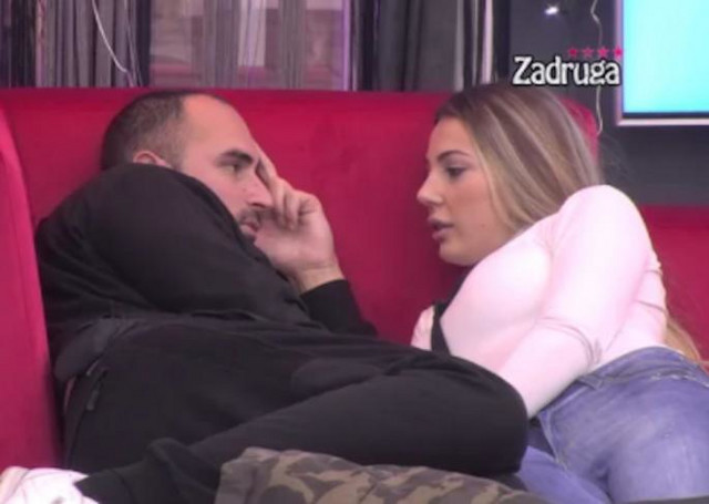Alen Hadrović i Maja Marković