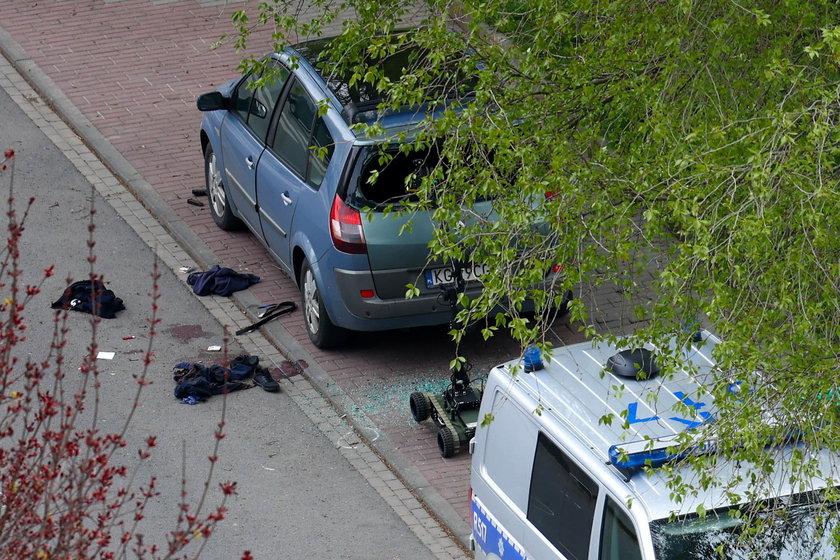 Michał marzył o pracy w policji. Policjant zginął z rąk przestępcy