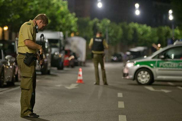 Eksplozja w Ansbach