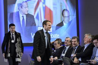 Światowe Forum Gospodarcze w Davos o przyszłości Europy i problemie migracji