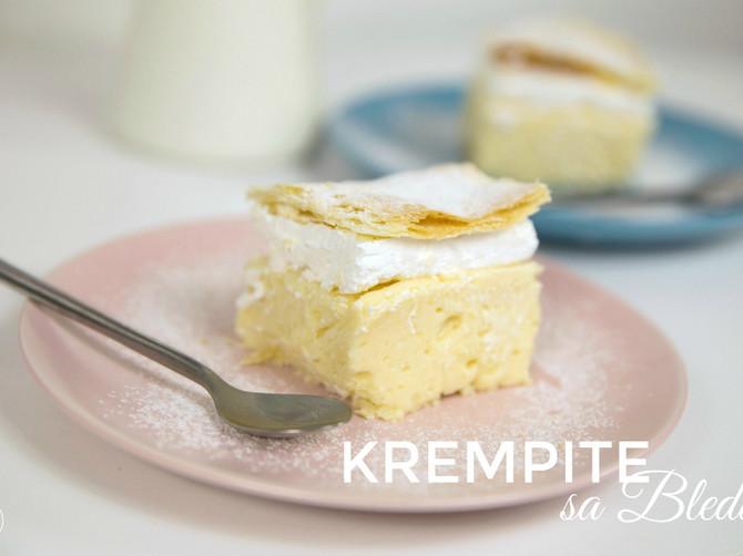 KREMPITE sa Bleda - ORIGINALAN recept