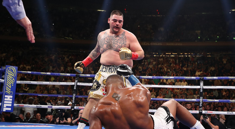 The rise of Anthony Joshua as a heavyweight superstar and how Andy Ruiz Jr. came to ruin the party