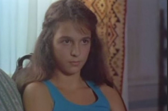 Ivana  Mihić kao Vladica Cvetković
