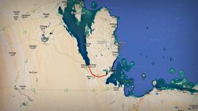Katar stanie się wyspą - saudyjski kanał odetnie go od lądu?