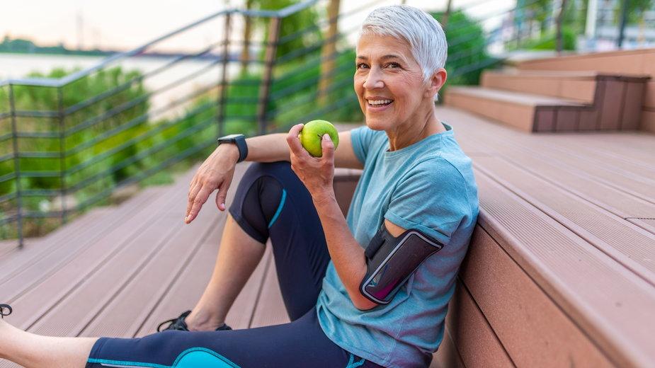 4 zasady zdrowego seniora