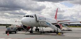 Polski samolot awaryjnie lądował. Na pokładzie wybuchł pożar!