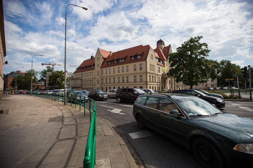 Ulica Solna i al. Niepodległości