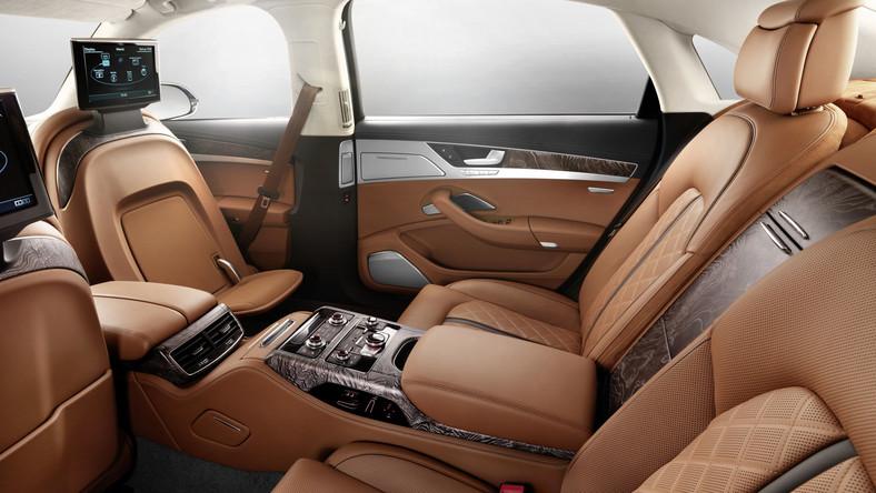 20 nowych limuzyn dla BOR dostarczy Audi