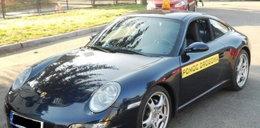 Rozbito grupę przestępczą handlującą luksusowymi autami
