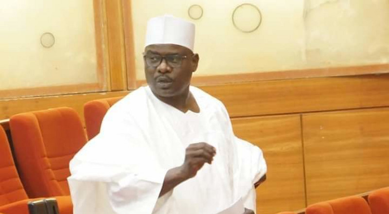 Ndume kicks against 'Boko Haram agency' bill